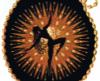 nephir: Scorpio dancer (Scorpio; art deco)