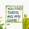 primsong: Scan from an old Dr. Who magazine (find tardis win game)
