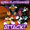 cheezey: (When Plotbunnies Attack)