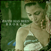 fearless: Faith has been broken. (Faith Is Broken)