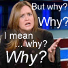 "king_touchy: Samantha Bee asks ""Why?"" (why?)"