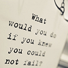 fearless: What would you do if you know you could not fail? (Could Not Fail)
