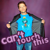 hsapiens: Misha Marvin Martian T-Shirt (Misha -- Can't Touch This)