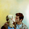 hsapiens: Mary & John of SPN Kissing (SPN -- Young John & Mary Kissing)