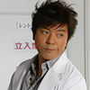 ambersweet: A Japanese man in a labcoat (Jin)