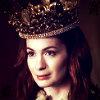 alexseanchai: Charlie crowned (Supernatural Charlie with crown)