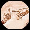 kittylady: (sistene finger)