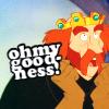 chacusha: (swan princess*, :O!!)