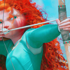 seltzer: (Merida with Bow)
