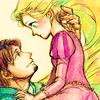 seltzer: (Rapunzel/Eugene)
