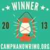 annayork: (Camp NaNoWriMo Winner 2013)