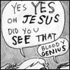 effex: Bloody genius (Bloody genius)