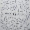 wordfear: when fridge magnets attack (Default)