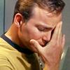 kitausu: (TOS Kirk facepalm)