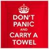kitausu: (Don't Panic Towel)