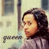 trouble: Gwen from Merlin, Queen. (Queen Gwen)