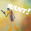 veritas_poet: (Daffy Duck - rant)