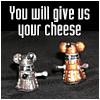 gozer: Made by Mary Crawford (Dalek Mice)