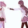 purplekitte: (Homura/Madoka, reach out)