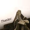 ninjabeta: (TypewriterThanks)