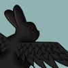 rabbitrabbitrabbit: (Black - spread)