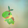 tucker620: grass-type happy (charliepace icon--turtwig)