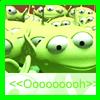 smb814: (Disney Green Men)