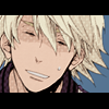 sponsorigami: icon of Ivan smiling through the pain (漫画 Making me want to set myself on fire)