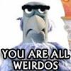 flemco: (Weirdoes)