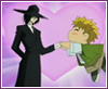 branchandroot: Ginji and Akabane with a heart (Ginji Akabane Heart)