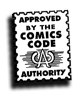 fionnbharro: The Seal of the Comics Code Authority (Approved Comics Code Authority)