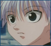 branchandroot: Killua looking surprised (Killua surprise)