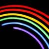 nifki: (neon rainbow)