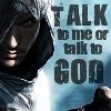pegunicent: Altair is god (God)
