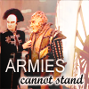 amatara: (Londo and G'Kar - armies cannot stand)