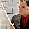 zazajb: (Ianto hockey stick)