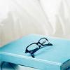 jaxadorawho: (MISC ☆ Reading ~ book with glasses)