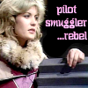 pebblerocker: Jenna Stannis from Blake's 7, looking cool (pilot smuggler rebel)