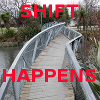mystiri_1: Twisted footbridge over the Avon River, after the Septmber 4 earthquake (bridge)