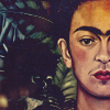 scarlet_bohemian: Unknown Source for Icon (Frida Kahlo)