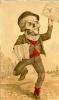 sophiap: skeleton jumping for joy (yippee! hooray! yahooey!)