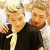 mythicgeek: Baekho & Ren from NU'EST ([kpop] baekren close contact)
