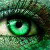 malfoymanor12: Green eyes  (Green eyes)