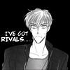 "piranha: masaki from ""yatteraneeze!"" realizes he has rivals (i've got rivals)"