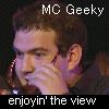 scifantasy: (MC Geeky)