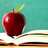 tenemet: (book and apple)