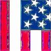 twistedchick: dark-edged US flag (flag)