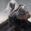 ilyena_sylph: Drizzt & Gwen of Forgotten Realms (Forgotten Realms: Drizzt & Gwen)