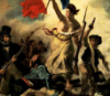 thermidoriangray: Liberty Leading the People by Eugene Delacroix (Default)
