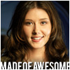 "yvi: Kaylee, text: ""Made of Awesome"" (Firefly - Kaylee MOA)"